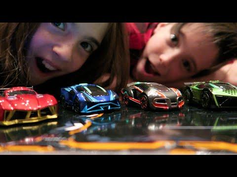 SUPER ROBOT RACE CARS