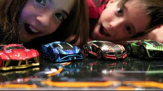 SUPER ROBOT RACE CARS