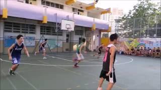 五旬節中學 vs 培正中學 (04.10.2015) 乙組友