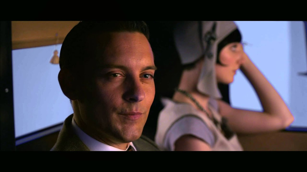 were nick and jordan dating in the great gatsby