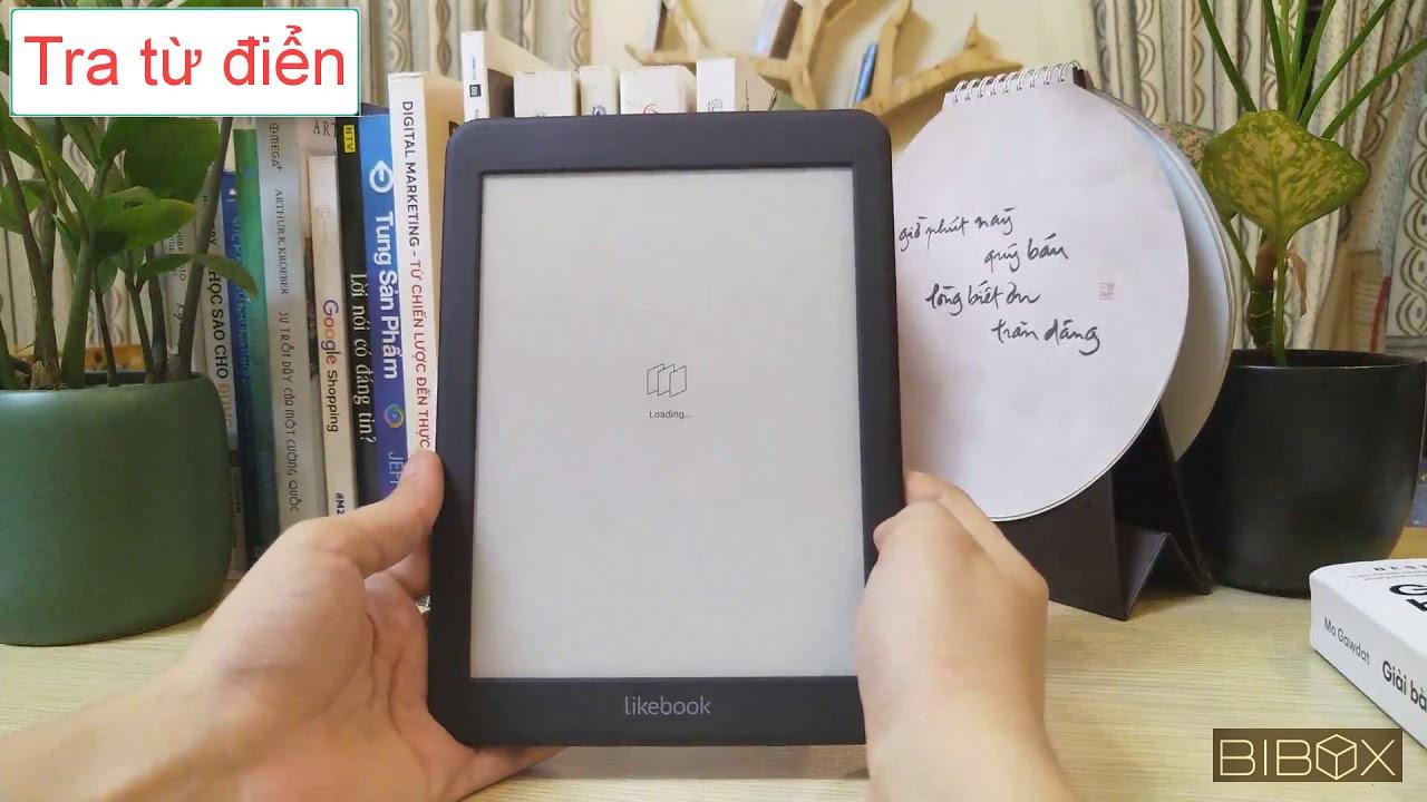 Likebook Mars – Máy đọc sách PDF mạnh nhất
