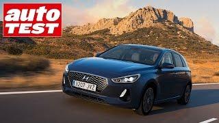 2017 Hyundai i30 1.4 T GDI Fahrbericht