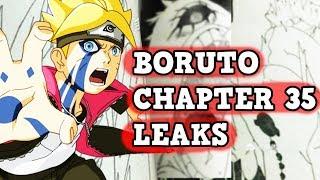 YOOOOOO You Won't BELIEVE What's Happening In BORUTO CHAPTER 35 LEAKS!!!