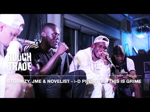 Stormzy, JME & Novelist - i-D presents: THIS IS GRIME | in Conversation at Rough Trade East, London