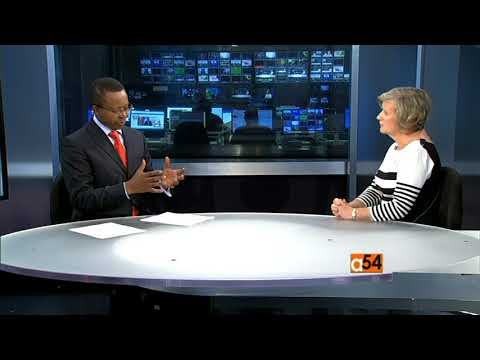 Vincent Makori Speaks with Jane Cocking of MAG international