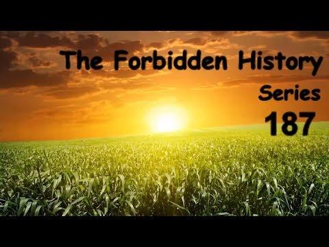 Forbidden History - 187 - LOGO / WORD / ASHAVOR / ROYAL EYE CENTER -The ORIGINAL THOUGHT SYMBOL Pt 6