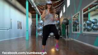Dance Fitness with Sarah Placencia - Work Work