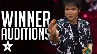 ERIC CHIEN | Asia's Got Talent 2019 WINNER Auditions! | Got Talent Global