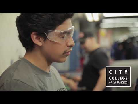CCSF Automotive - Geovanni
