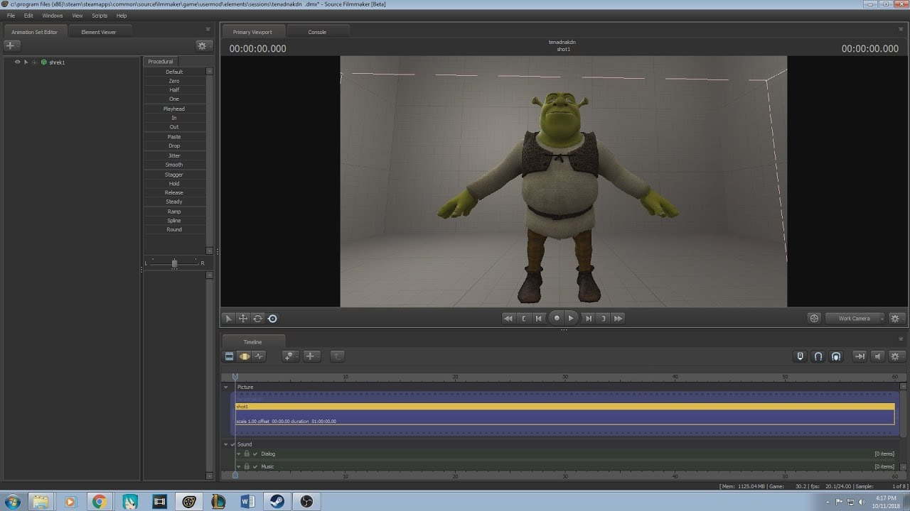 How to Import SFM Models from the Steam Workshop