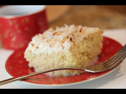Coconut Tres Leches Overnight Oatmeal