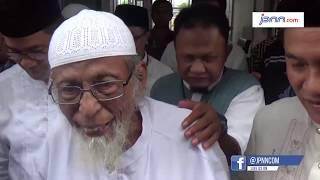 Abu Bakar Ba'asyir Dibebaskan 6 Tahun Lebih Awal - JPNN.COM