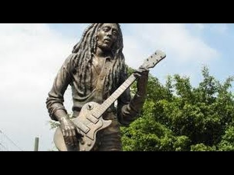 BOB MARLEY MUSEUM WELCOMES DR GARVEY 2013