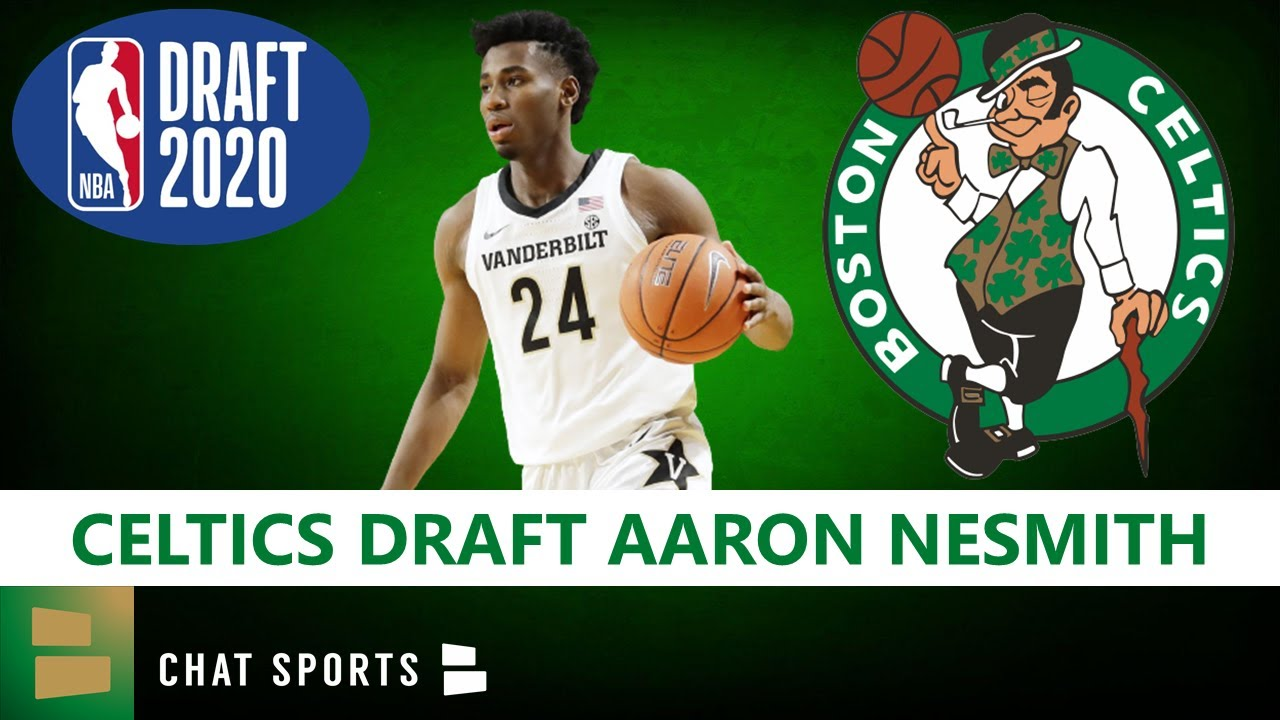 Vanderbilt's Aaron Nesmith drafted by Boston Celtics with No. 14 ...