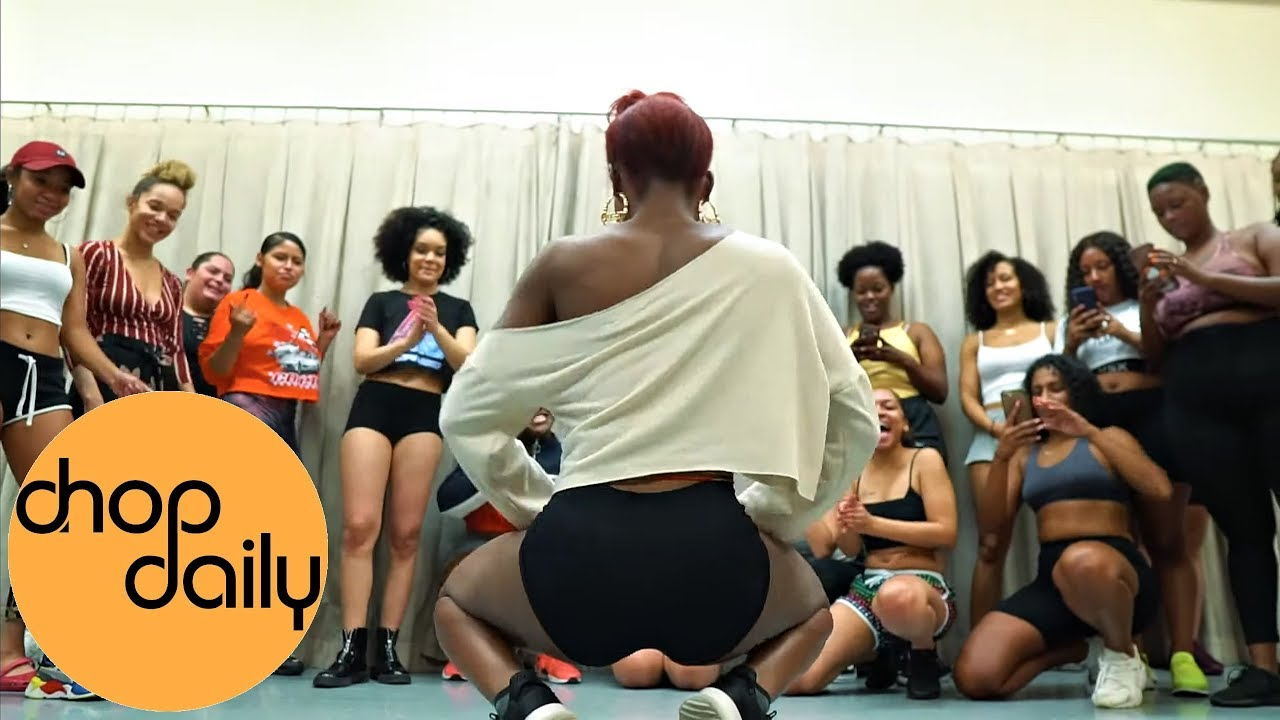Bum Pon It (Twerk Dance Class) | Unique Hope Choreography | Chop Daily