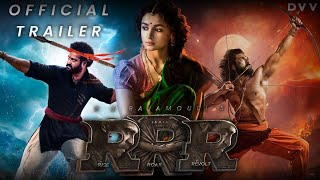RRR | Official Concept Trailer | N T Rama Rao Jr. | Ram Charan | Ajay Devgn|Alia Bhatt|S S Rajamouli