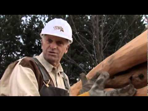 Canada In The Rough Documentary On Log Homes