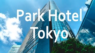Park Hotel Tokyo - City Queen Room with Tokyo Tower View (m24instudio)