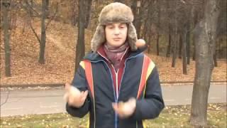 Клоун Жюльен Коттро в России