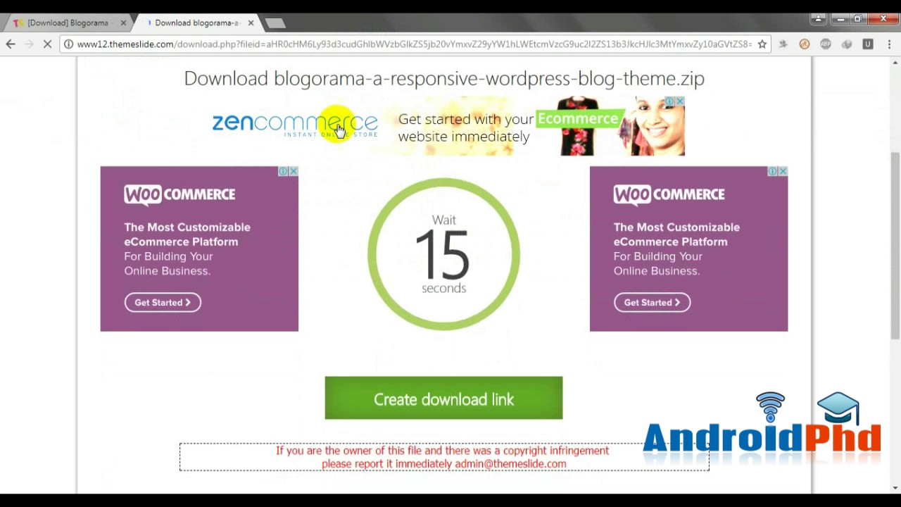 How to Download From Themeslide com ! is it Legit download site ?