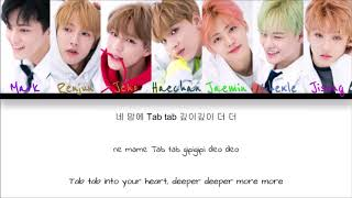 Nct Dream - Drippin'  Color Coded Han|rom|eng Lyrics