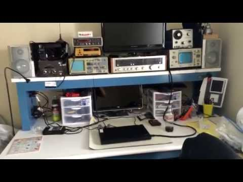 Tour of my Electronics Workbench