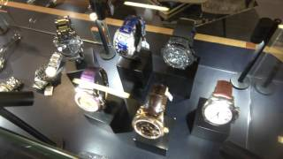 Can you name all these watches at Top Marques Monaco?