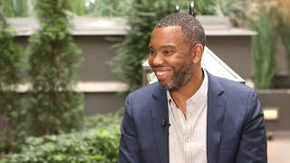 Ta Nehisi Coates on Barack Obama Donald Trump and Marvel comic books