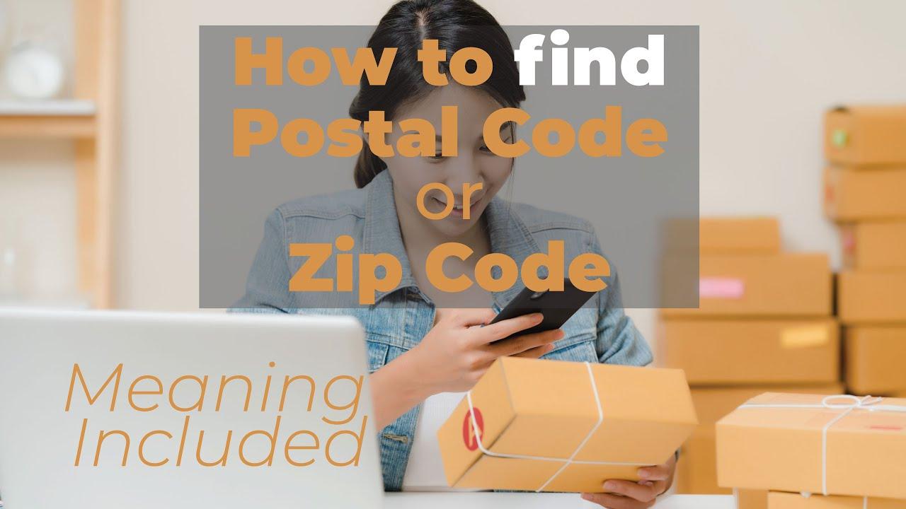 What is my postal code Postal Code / Zip Code Meaning in URDU