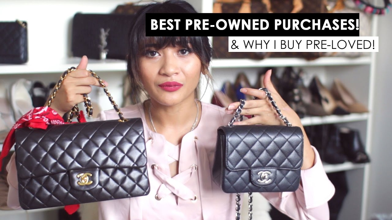 Best Preowned Luxury Purchases Why I Secondhand