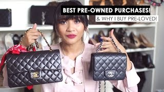 Best Preowned Luxury Purchases & Why I buy secondhand!