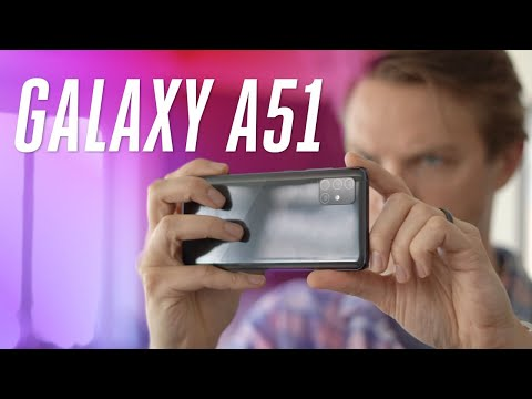 Samsung Galaxy A51 review: almost