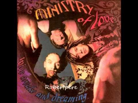 Ministry Of Love  - Psychic Nation  (1987)
