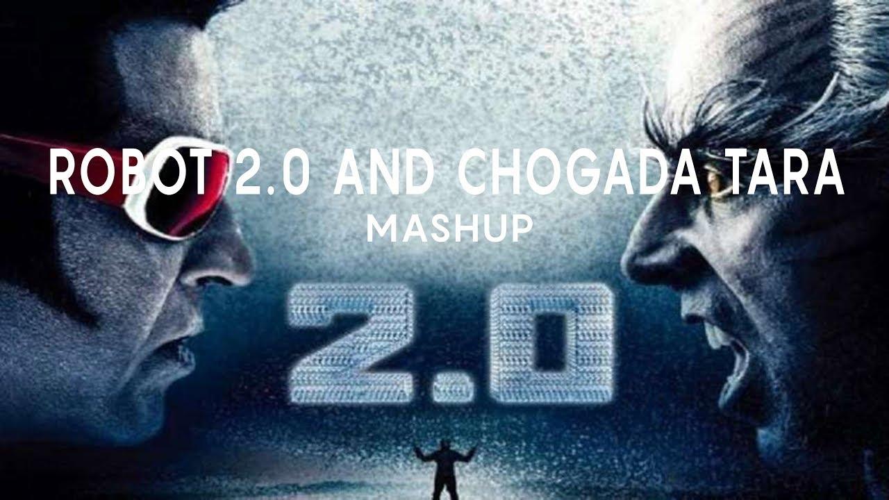 Download Chogada-Loveratri and Robot 2.0 Mashup | Robot 2.0 | Rajnikant