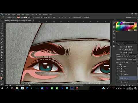 Vektor X Vexel Tutorial (Photoshop) #3 Skin