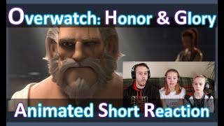 Overwatch Animated Short | Honor And Glory | Reaction