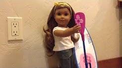 Kanani's Paddle board!!!