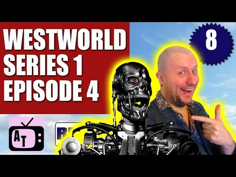 Westworld HBO Season 1 Episode 4 Review 8/10   Aerial Telly