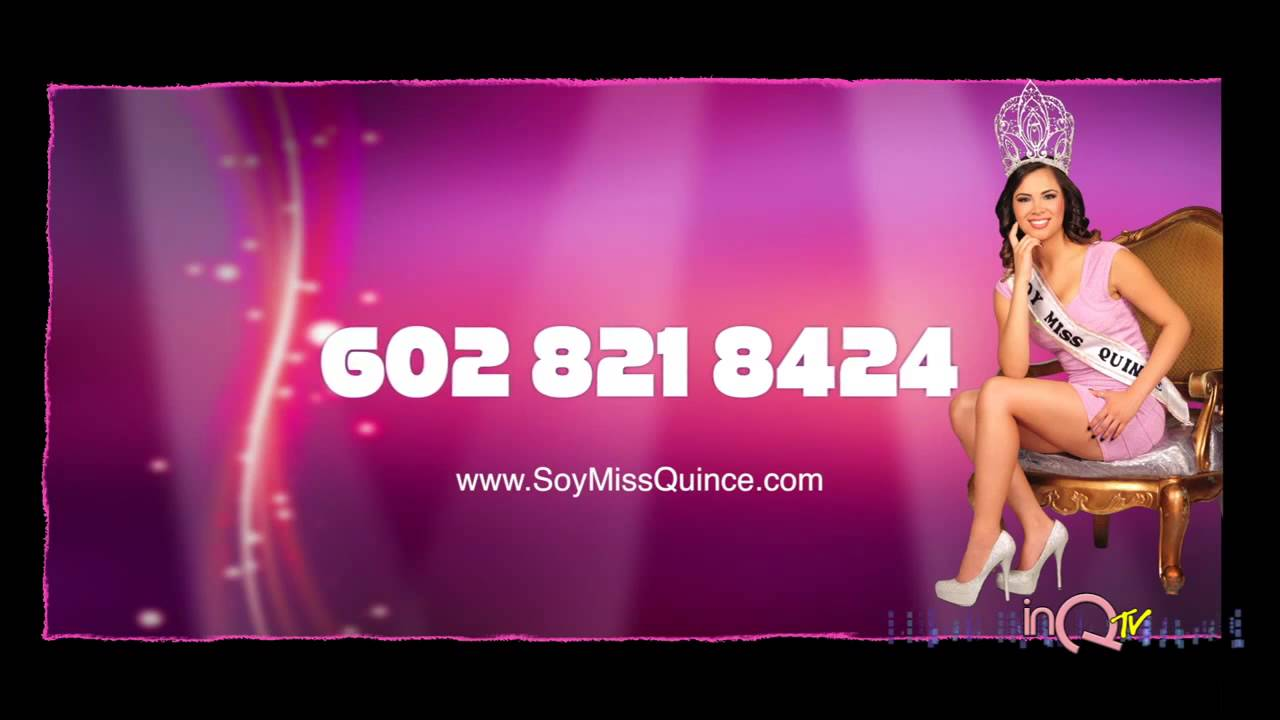 Soy Miss Quince Beauty Pageant   2014