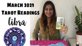 तुला राशि Tula Rashi |LIBRA | Rashifal Predictions for MARCH 2021 | Rinky Punjabi