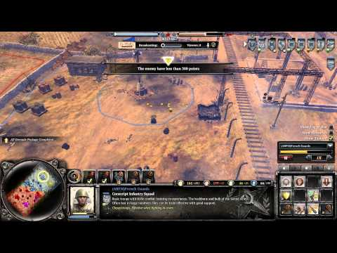Company of Heroes 2 Online #37 Soviets vs Wehrmacht How to Hold off Germans
