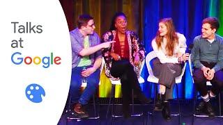 """Broadway's """"Dear Evan Hansen""""   Talks at Google"""
