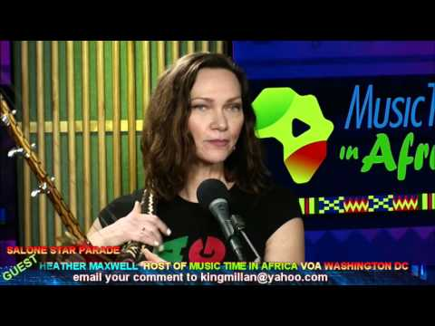 KING MILLAN SALONE STAR PARADE SLBC GUEST  HEATHER MAXWELL PT 1mp4