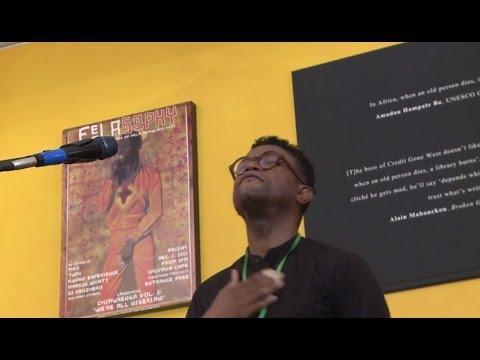PASS presents: Revolting Songs (Neo Muyanga)