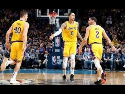 Oklahoma City Thunder vs Los Angeles Lakers NBA Full Highlights (18th January 2019)
