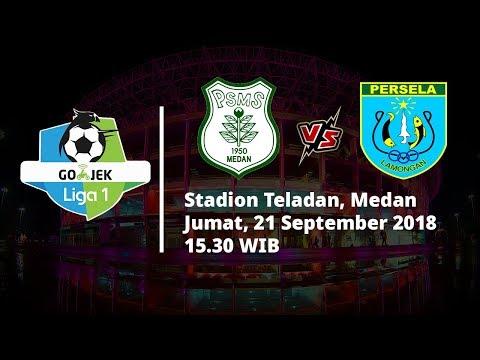 Jadwal Pertandingan Liga 1 Indonesia Pekan Ke-23, PSMS Medan Berhadapan Dengan Persela