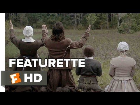 The Witch Featurette - Filming A New England Folktale (2016) - Anya Taylor-Joy Horror Movie HD