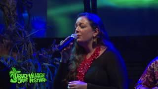 NIAL DJULIARSO & LAURA BRUNNER (3) LIVE AT UBUD VILLAGE JAZZ FESTIVAL 2015