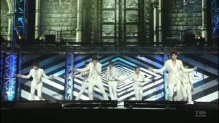 120121 INFINITE-Intro+Paradise+BTD+Be Mine@Seoul Tokyo Music Feastival 2011