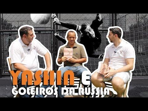 #047 - Lev Yashin e Goleiros Russos - bate-papo com escritor Paulo Guilherme - Papo de Goleiro